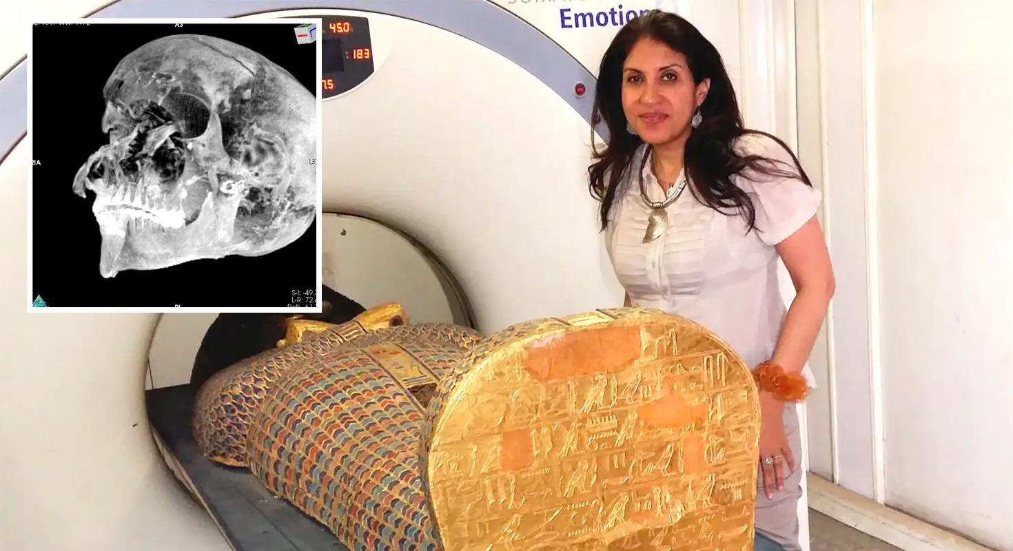 Вчені розповіли, як був убитий давньоєгипетський фараон Секененру