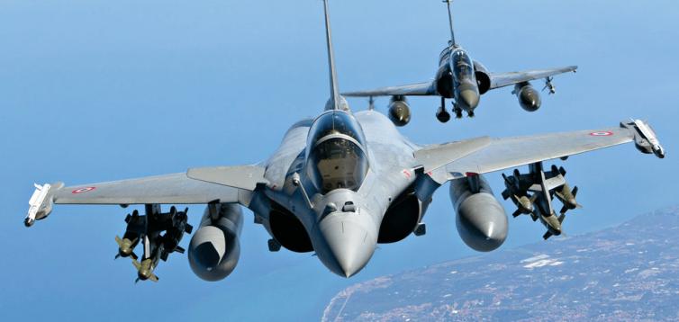 Україна запропонувала НАТО використовувати небо над окупованим Кримом