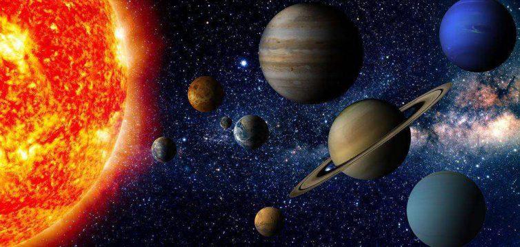 Вчені заявили, що Сонячна система формувалася в два етапи