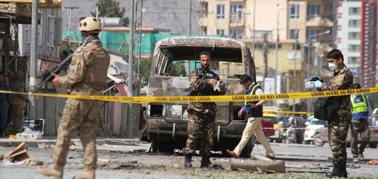 На сході Афганістану стався теракт, загинуло п'ять поліцейських