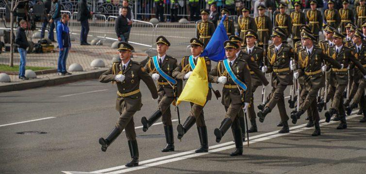Міноборони розповіло, яким буде парад до 30-річчя Незалежності