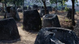 Встановлено приблизний вік загадкових гігантських глечиків в Лаосі