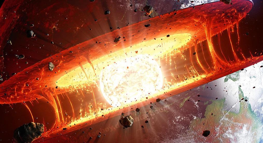 Вчені знайшли невідому приховану структуру всередині Землі