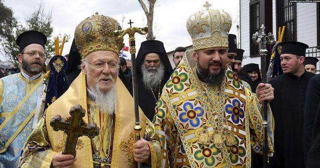 Вселенский патриарх Варфоломей посетит Украину на День Независимости