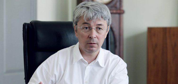 Ткаченко назвав спірним рішення Кличка про введення в Києві локдауну для культурної сфери