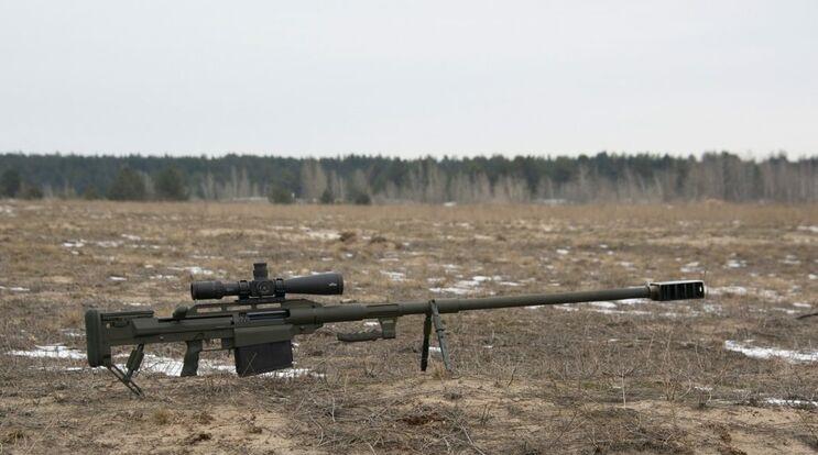 """ЗСУ взяли на озброєння великокаліберну гвинтівку """"Алігатор"""""""