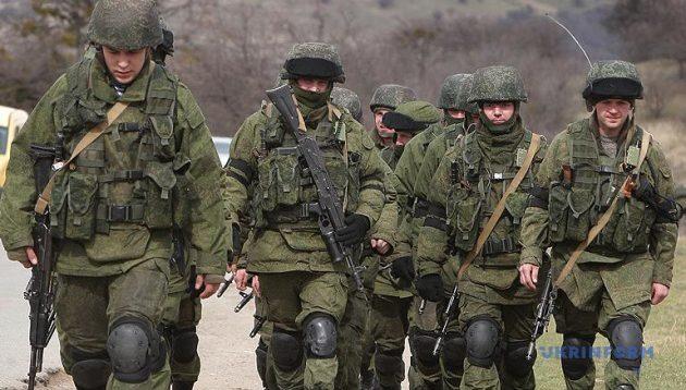 Снайпер окупантів зізнався, що Росія почала перекидати на Донбас велику кількість бойовиків