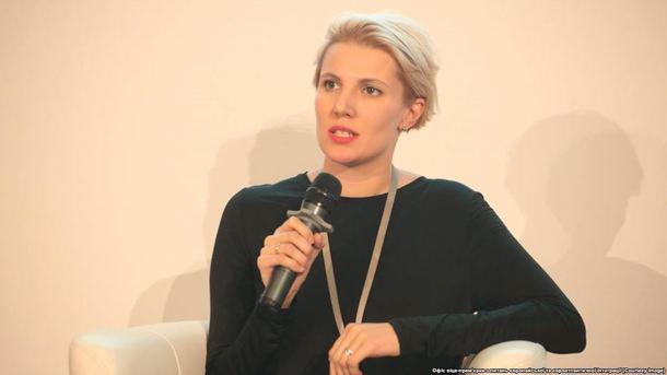 Цибульська розповіла, як працюватиме Центр боротьби з фейками