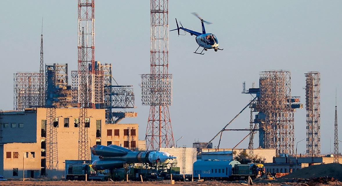 На космодромі Байконур з російської ракети вкрали секретну електроніку