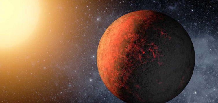Астрономи виявили в сузір'ї Змії невідому гарячу суперземлю