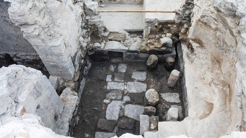 Баня на Лесбосе: археологи нашли имущество корсара Хайреддин-паши
