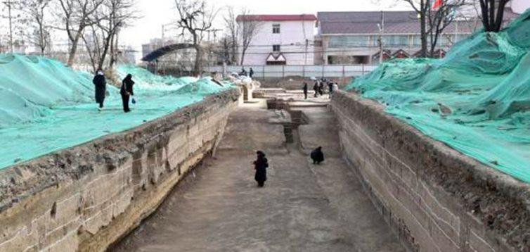 У Пекіні розкопали столицю середньовічної держави Цзінь