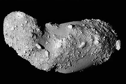 У доставленому з астероїда грунті знайшли позаземну органіку