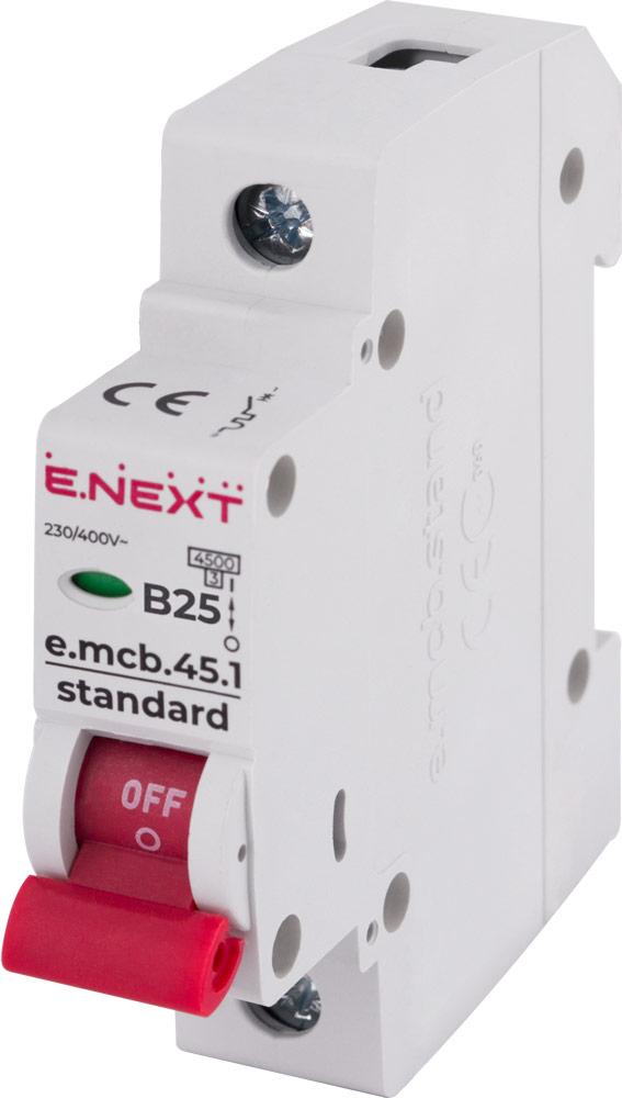 Качественные автоматические выключатели ENEXT