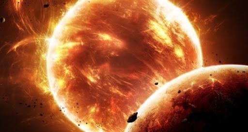 Ученые разгадали загадку затухания супергигантской звезды
