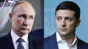 В России ответили, будет ли встреча Зеленского и Путина на Донбассе