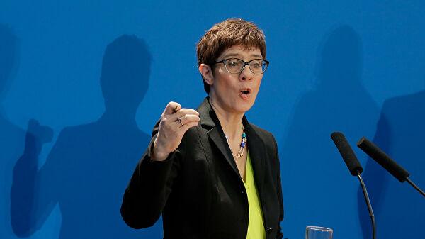 Не хочемо грати в це: в Німеччині прокоментували ситуацію на україно-російському кордоні