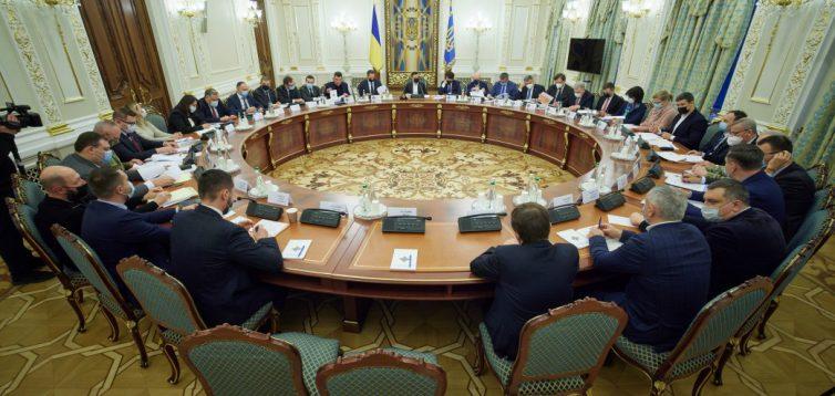 СНБО может ввести санкции против 5 народных депутатов — СМИ