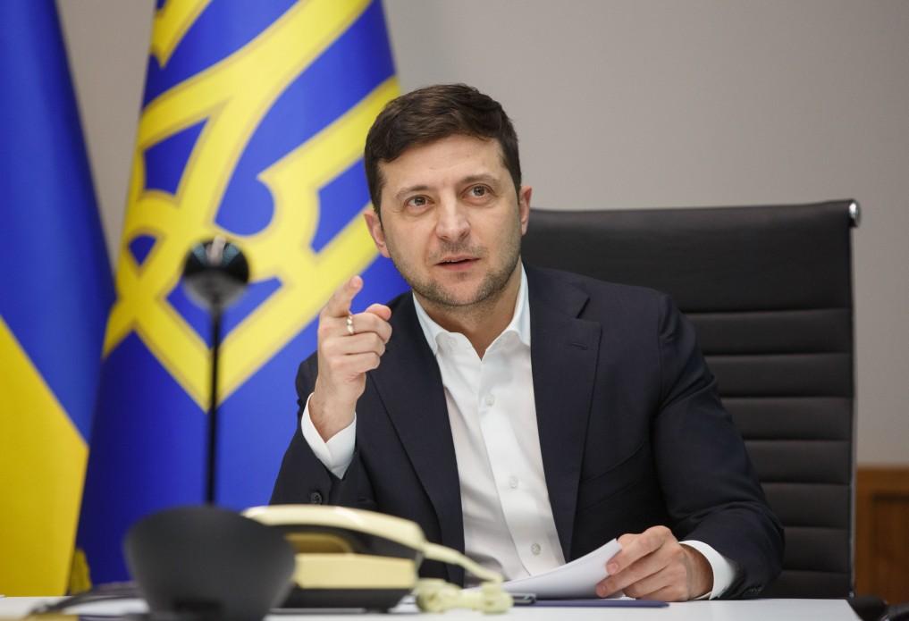 Сигнал для всех — Зеленский внес неотложный законопроект о ликвидации Окружного админсуда Киева