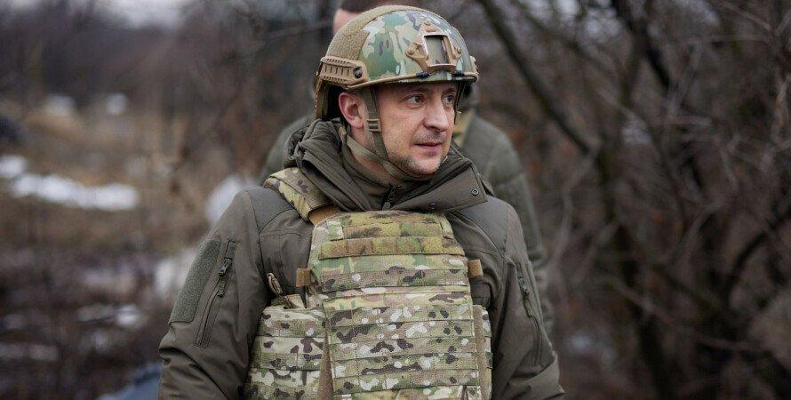 Я відвідав гарячі точки – Зеленський розповів, що робив на Донбасі