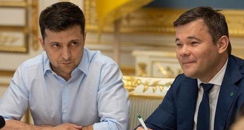 Богдан підтвердив, що Зеленський пропонував Стерненку очолити СБУ Одеси