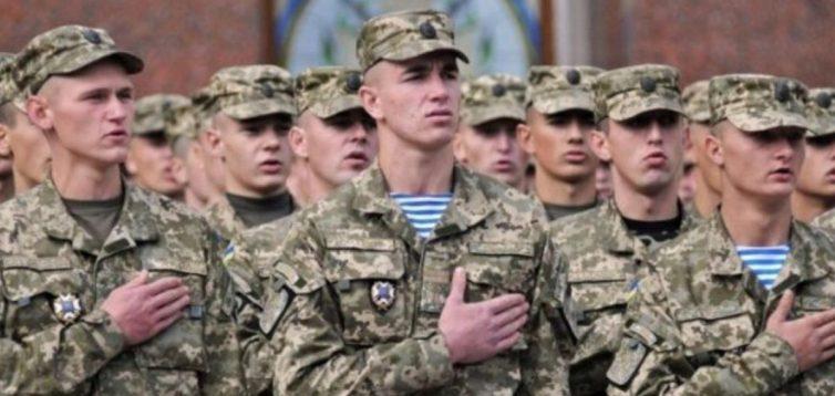 В Україні розпочався весняний призов до армії