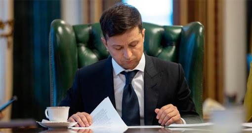 Зеленський підписав указ про введення ще одного свята в травні