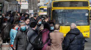 Карантин у Києві: Кличко показав, як буде виглядати спецпропуск на проїзд в транспорті (ФОТО)