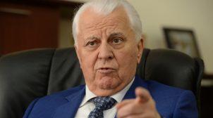 """Кравчук запропонував """"дати Путіну під дих"""""""