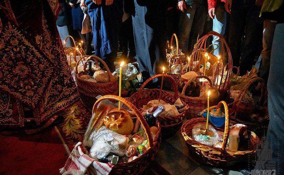 Как будут работать храмы ПЦУ в условиях карантина на Пасху