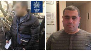 В Киеве задержали водителя, который плюнул кассиру в лицо за просьбу одеть маску. ВИДЕО