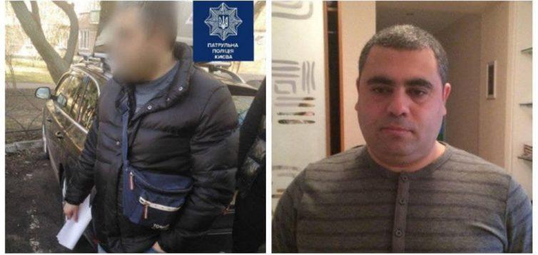 У Києві затримали водія, який плюнув касиру в обличчя на прохання одягнути маску. ВІДЕО