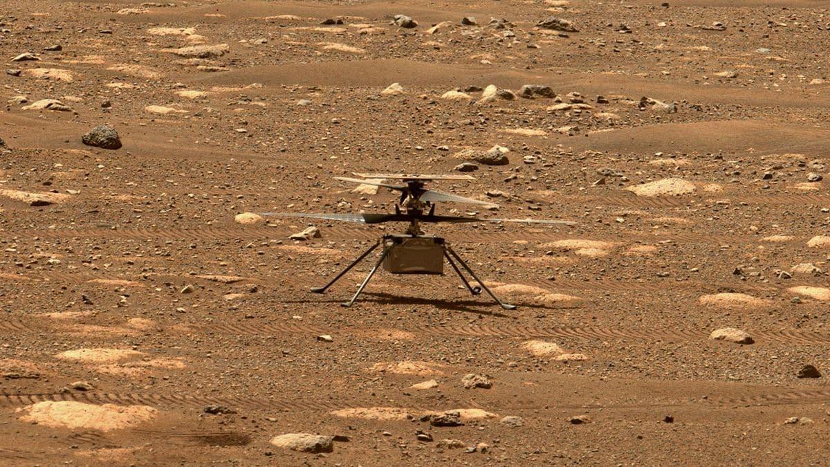 В NASA снова отложили первый полет дрона на Марсе