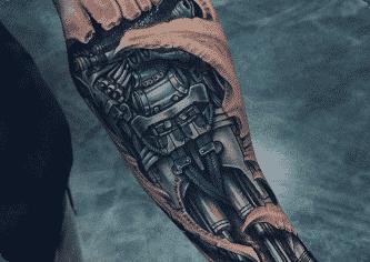Как правильно ухаживать за татуировками