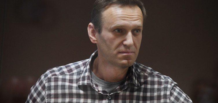 Навальний підозрює, що у в'язниці заразився туберкульозом