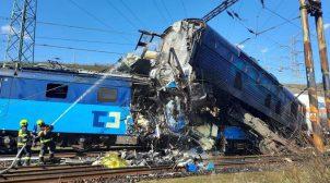 У Чехії зіткнулися два товарні потяги: є загиблий