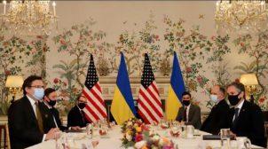У Держдепартаменті США розповіли подробиці зустрічі Кулеби і Блінкена
