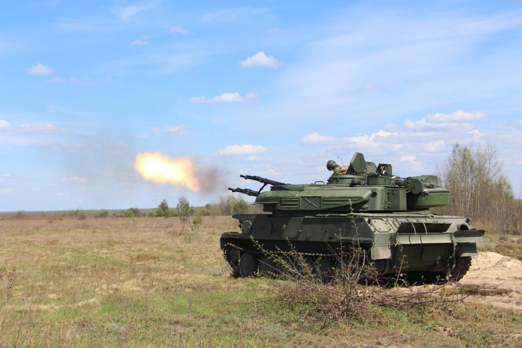 ВСУ испытали имитатор низколетящей воздушной цели украинского производства. ФОТО