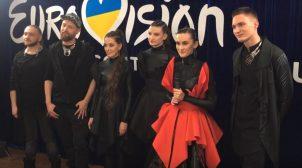 Євробачення-2021: номер української групи Go_A був визнаний кращим у другому репетиційному дні