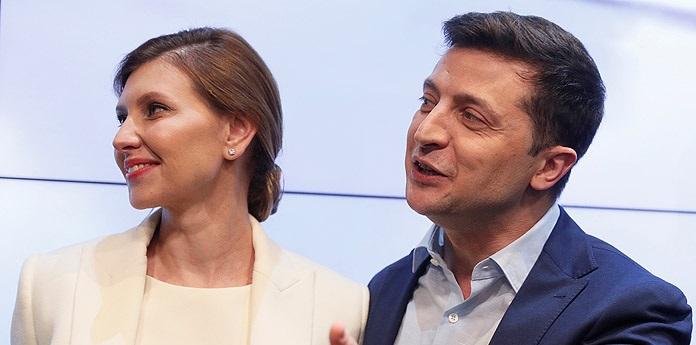 """Зеленська заявила, що серіал """"Слуга народу"""" був фантазією, про яку вже не згадують"""