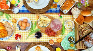 ТОП-5 правил харчування для хорошого самопочуття в святкові дні