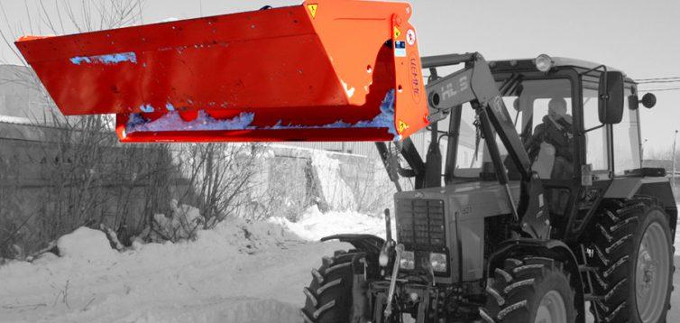 (Рус) Как выбрать погрузочное оборудование на трактор