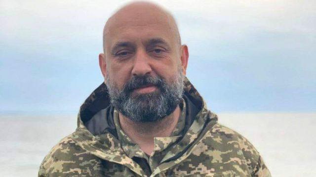Кривонос заявил, что его уволили из Вооруженных сил по требованию Офиса президента