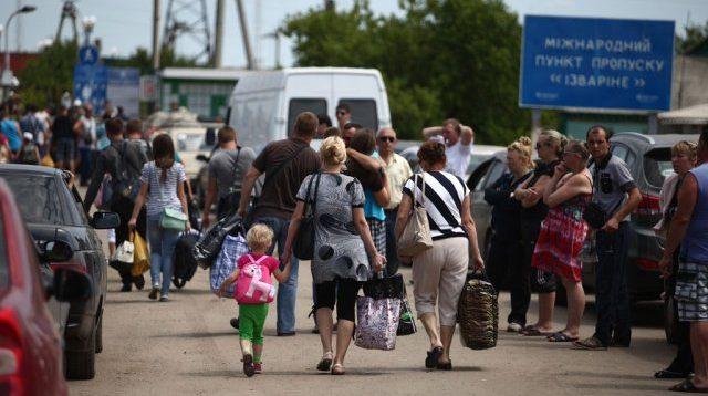 В ООН назвали кількість внутрішньо переміщених осіб та біженців в Україні