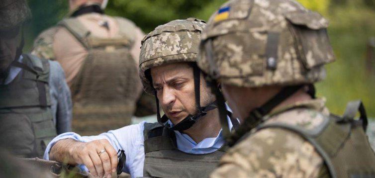 Зеленський заявив, що Україні треба створити найпотужнішу армію в Європі