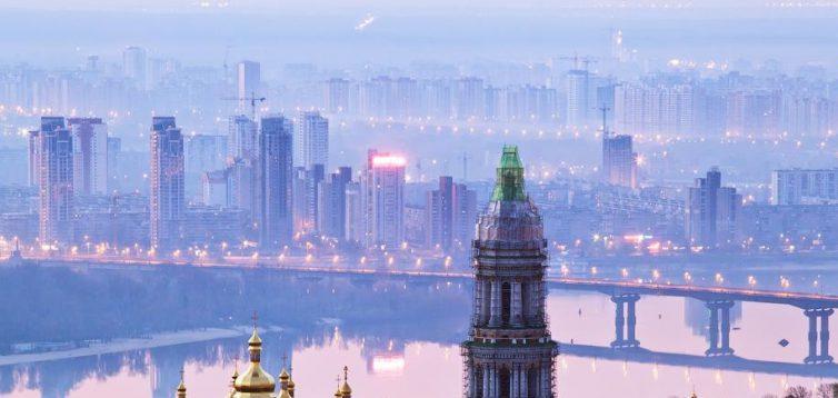 (Рус) Як розвивається Київ: нові інфраструктурні об'єкти