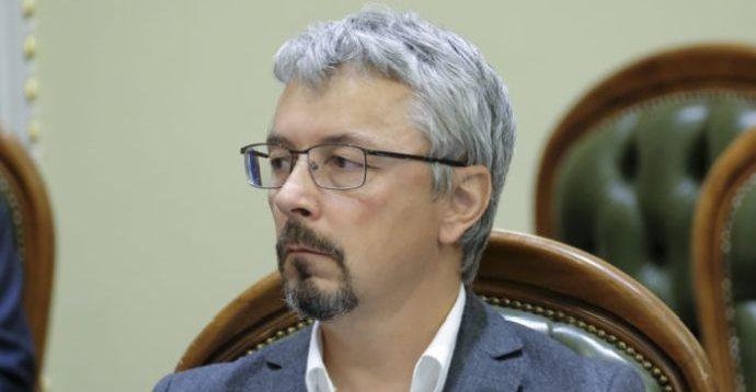 Ткаченко пропонує відстрочити початок дії закону про обов'язковий дубляж фільмів українською