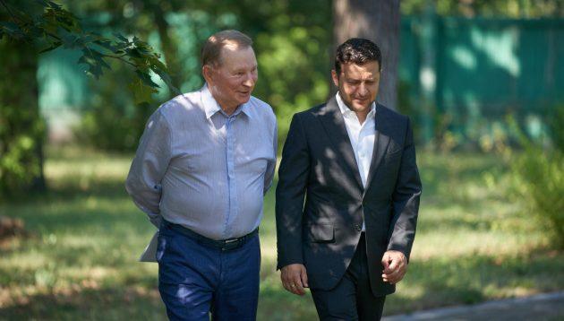 Кучма заявив, що Конституцію можна змінювати, але тільки в інтересах українського народу