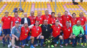 Відомий переможець чемпіонату України з футболу серед ветеранів 45+