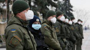 """Уряд виділив з """"ковідного фонду"""" 800 млн гривень на доплати співробітникам МВС"""